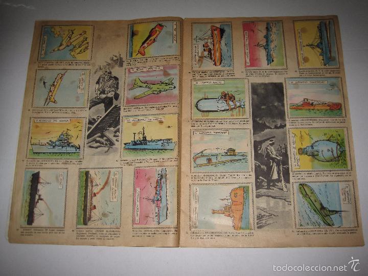 Coleccionismo Álbumes: ALBUM ESPIA -ALBUM INCOMPLETO -EDITORIAL MAGA - (V-5255) - Foto 5 - 56278047