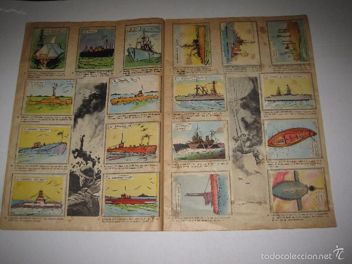 Coleccionismo Álbumes: ALBUM ESPIA -ALBUM INCOMPLETO -EDITORIAL MAGA - (V-5255) - Foto 6 - 56278047