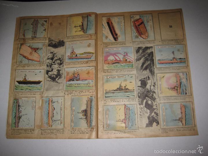 Coleccionismo Álbumes: ALBUM ESPIA -ALBUM INCOMPLETO -EDITORIAL MAGA - (V-5255) - Foto 7 - 56278047