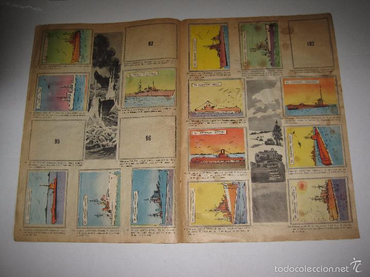Coleccionismo Álbumes: ALBUM ESPIA -ALBUM INCOMPLETO -EDITORIAL MAGA - (V-5255) - Foto 9 - 56278047