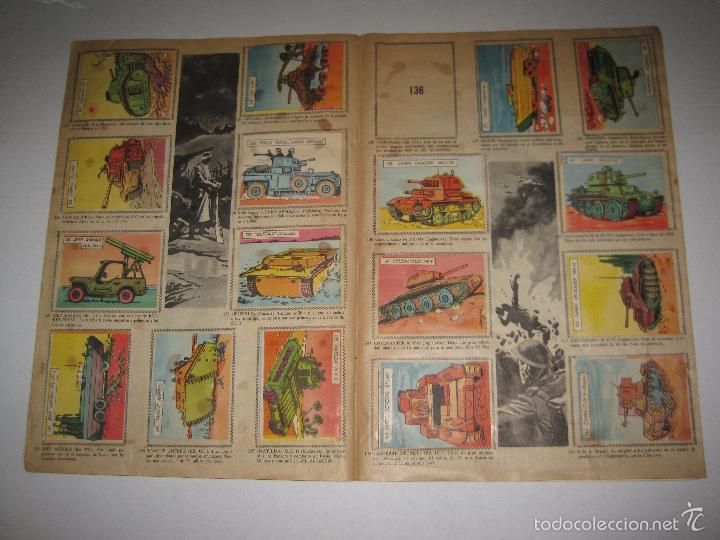 Coleccionismo Álbumes: ALBUM ESPIA -ALBUM INCOMPLETO -EDITORIAL MAGA - (V-5255) - Foto 11 - 56278047