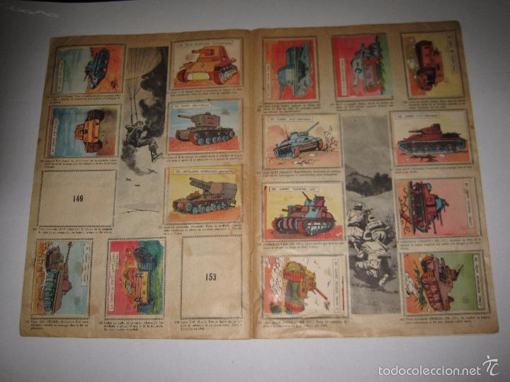 Coleccionismo Álbumes: ALBUM ESPIA -ALBUM INCOMPLETO -EDITORIAL MAGA - (V-5255) - Foto 12 - 56278047