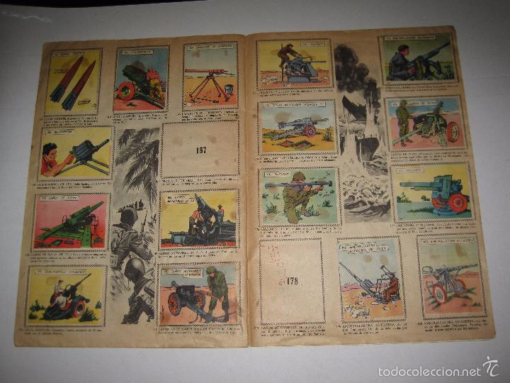 Coleccionismo Álbumes: ALBUM ESPIA -ALBUM INCOMPLETO -EDITORIAL MAGA - (V-5255) - Foto 13 - 56278047