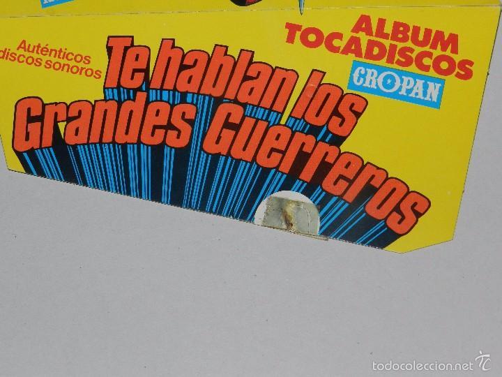 Coleccionismo Álbumes: (M) ALBUM TOCADISCOS CROPAN CROMO DISCOS + 3 DISCOS CROPAN + PUBLICIDAD - Foto 4 - 56369607