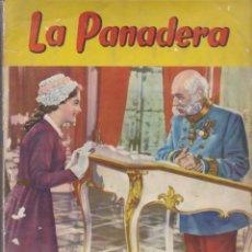 Coleccionismo Álbumes: ALBUM INCOMPLETO LA PANADERA Y EL REY EDITORIAL FHER FALTA Nº 63 . Lote 56460310