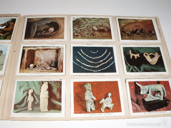 Coleccionismo Álbumes: ALBUM GEO-CIENCIAS KEISA FALTAN SOLO 7 CROMOS - Foto 2 - 56472982