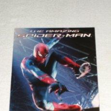 Coleccionismo Álbumes: ÁLBUM DE CROMOS NUEVO Y VACÍO: THE AMAZING SPIDER-MAN (PELÍCULA SPIDERMAN). Lote 56503293