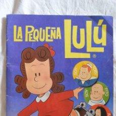 Coleccionismo Álbumes: LOTE 100 CROMOS LA PEQUEÑA LULÚ. SE VENDEN SUELTOS 1 EURO UNIDAD. Lote 57136137