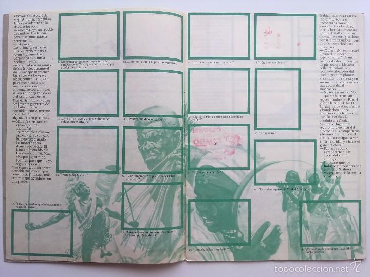 Coleccionismo Álbumes: ALBUM ORZOWEI CON BIMBO 1978, ALBUM VACIO - Foto 3 - 57241133