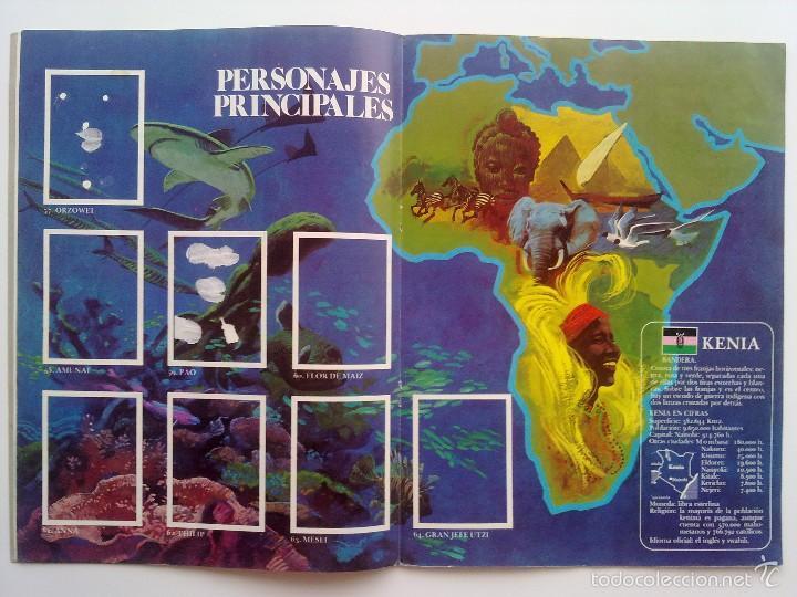 Coleccionismo Álbumes: ALBUM ORZOWEI CON BIMBO 1978, ALBUM VACIO - Foto 5 - 57241133