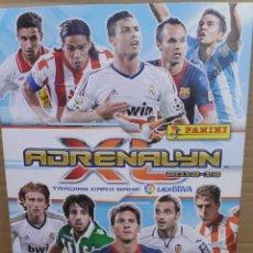Coleccionismo Álbumes: TABLERO DE JUEGO VACIO PANINI 2012/2013 ADRENALYN . Lote 57307160