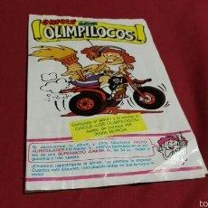Coleccionismo Álbumes: ALBUM CHICLE LOS OLIMPILOCOS , AÑOS 80. Lote 57471804