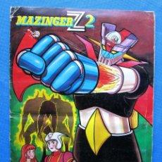 Coleccionismo Álbumes: ÁLBUM INCOMPLETO. MAZINGER Z 2. EDITORIAL FHER, BILBAO, 1978.. Lote 57747086