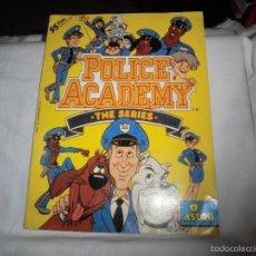 Coleccionismo Álbumes: POLICE ACADEMY LE FALTAN 8 CROMOS DE 162.-ASTON 1990. Lote 57869456