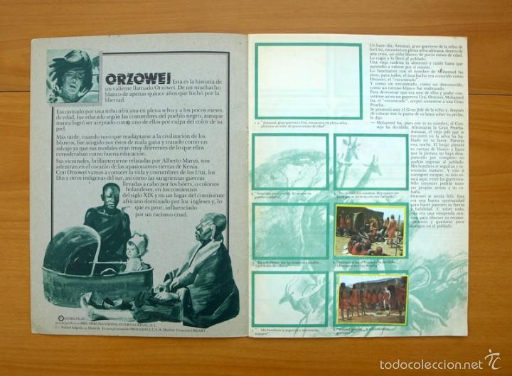 Coleccionismo Álbumes: Orzowei - Bimbo 1978 - Foto 2 - 58559934