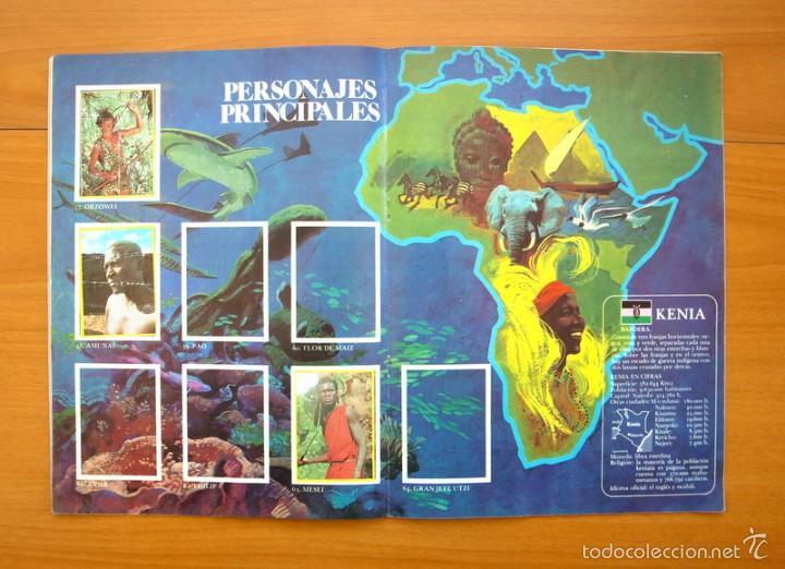 Coleccionismo Álbumes: Orzowei - Bimbo 1978 - Foto 6 - 58559934