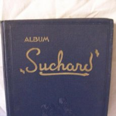 Coleccionismo Álbumes: ALBUM AZUL-DE CHOCOLATES SUCHARD. Lote 58070453