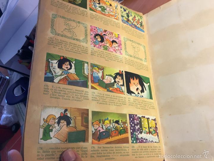 Coleccionismo Álbumes: VAMOS A LA CAMA. LA FAMILIA TELERIN CON 161 CROMOS DE 180 CROMOS (BRUGUERA 1965) (ALB-A) - Foto 3 - 58083759