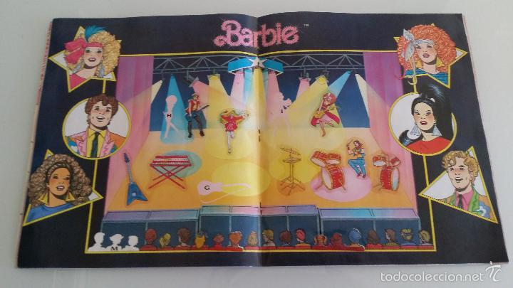 Coleccionismo Álbumes: ALBUM CROMOS BARBIE ROCK STAR PANINI - Foto 4 - 58292684