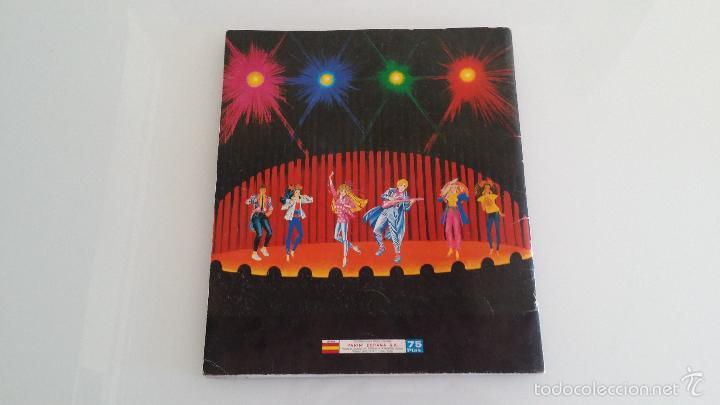 Coleccionismo Álbumes: ALBUM CROMOS BARBIE ROCK STAR PANINI - Foto 6 - 58292684