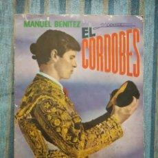 Coleccionismo Álbumes: ALBUM DE CROMOS EL CORDOBES (INCOMPLETO) ( DISGRA 1964). Lote 58439302