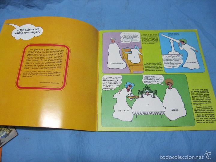 Coleccionismo Álbumes: ANTIGUO ALBUM NINA FLEER CHICLE AÑO 1969 - Foto 3 - 58562653