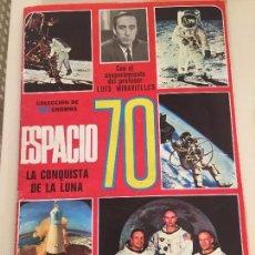 Coleccionismo Álbumes: ESPACIO 70 FALTA 1 CROMO Nº 67 SE PUEDE LLEGAR A VENDER SUELTOS. Lote 58581793