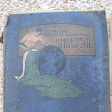 Coleccionismo Álbumes: UNIVERSAL-CUBA AÑO 1.910-CIGARROS SUSINI. Lote 59067200