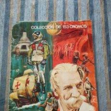 Coleccionismo Álbumes: ALBUM DE CROMOS INVENTOS Y VIAJES (VACIO) (FERMA 1967). Lote 59812560
