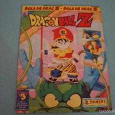 Coleccionismo Álbumes: ÁLBUM INCOMPLETO DE:DRAGONBALL Z,AÑO 1991,DE PANINI. Lote 60859383