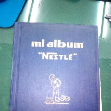 Collectionnisme Albums: ALBUM NESTLE INCOMPLETO. Lote 61077703