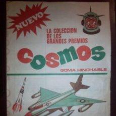 Coleccionismo Álbumes: ALBUM COSMOS. MUY DIFÍCIL. CASI COMPLETO. Lote 61407755