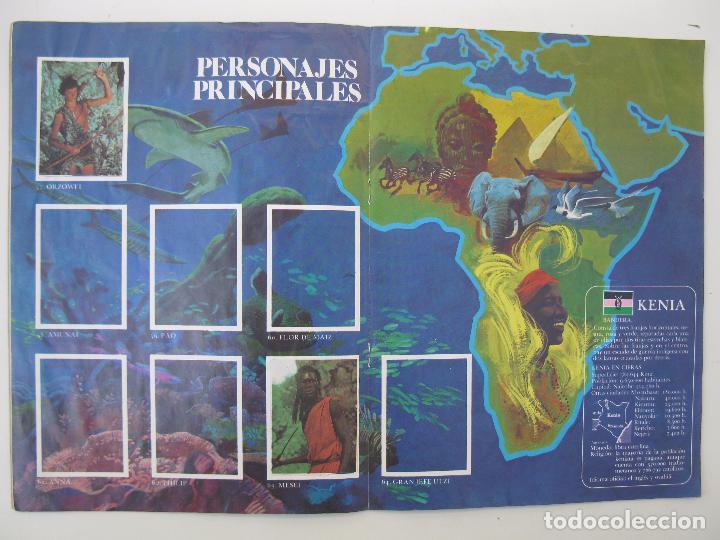 Coleccionismo Álbumes: ÁLBUM DE CROMOS - ORZOWEI - BIMBO - AÑO 1978. - Foto 3 - 61978244