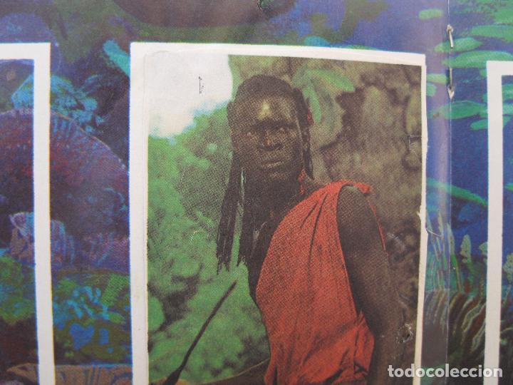 Coleccionismo Álbumes: ÁLBUM DE CROMOS - ORZOWEI - BIMBO - AÑO 1978. - Foto 5 - 61978244