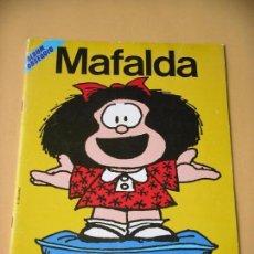 Coleccionismo Álbumes: ÁLBUM DE CROMOS MAFALDA, ED. ASTON, FALTAN 10 CROMOS, AÑO 1989, QUINO.. Lote 62626772