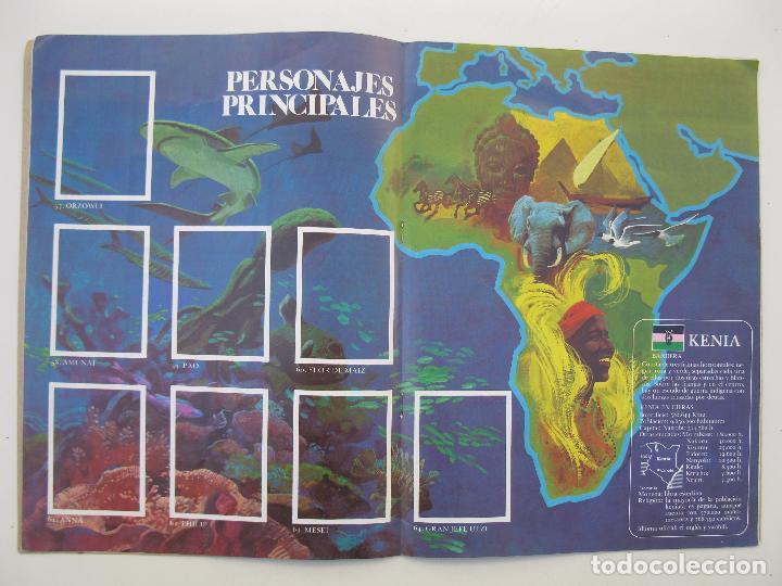 Coleccionismo Álbumes: ÁLBUM DE CROMOS - ORZOWEI - BIMBO - VACIO - AÑO 1978. - Foto 3 - 63193848