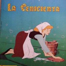 Coleccionismo Álbumes: ALBUM CROMOS LA CENICIENTA FALTAN 32 CROMOS PANINI. Lote 63471604