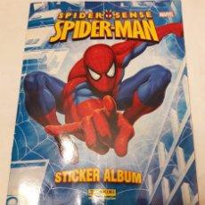 Coleccionismo Álbumes: ALBUM DE SPIDERMAN DE PANINI.. Lote 182388266