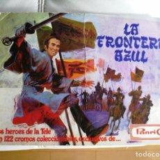 Coleccionismo Álbumes: CROMOS (24) ALBUM LA FRONTERA AZUL PANRICO. AHORA A 3,40 CROMO. MUY DIFÍCILES.. Lote 63895591