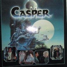Coleccionismo Álbumes: ALBUM CROMOS CASPER FALTA 1 CROMO PANINI. Lote 64154235