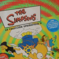 Coleccionismo Álbumes: ALBUM CROMOS THE SIMPSONS LA COLECCION SPRINGFIELD II FALTAN 8 CROMOS PANINI. Lote 64155719
