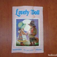 Coleccionismo Álbumes: LOVELY DOLL - ALBUM DE CROMOS LOVELY DOLL FALTA APENAS UN CROMO EL Nº 59 VER FOTOS!!! SBB. Lote 65259339