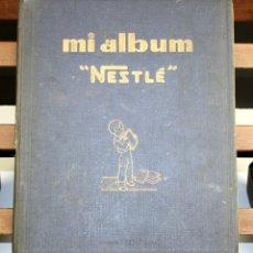 Coleccionismo Álbumes: 8179 - MI ÁLBUM NESTLÉ. 51/80 SERIES.(VER DESCRIPCIÓN). P. CIAPERA. S/F.. Lote 66804662