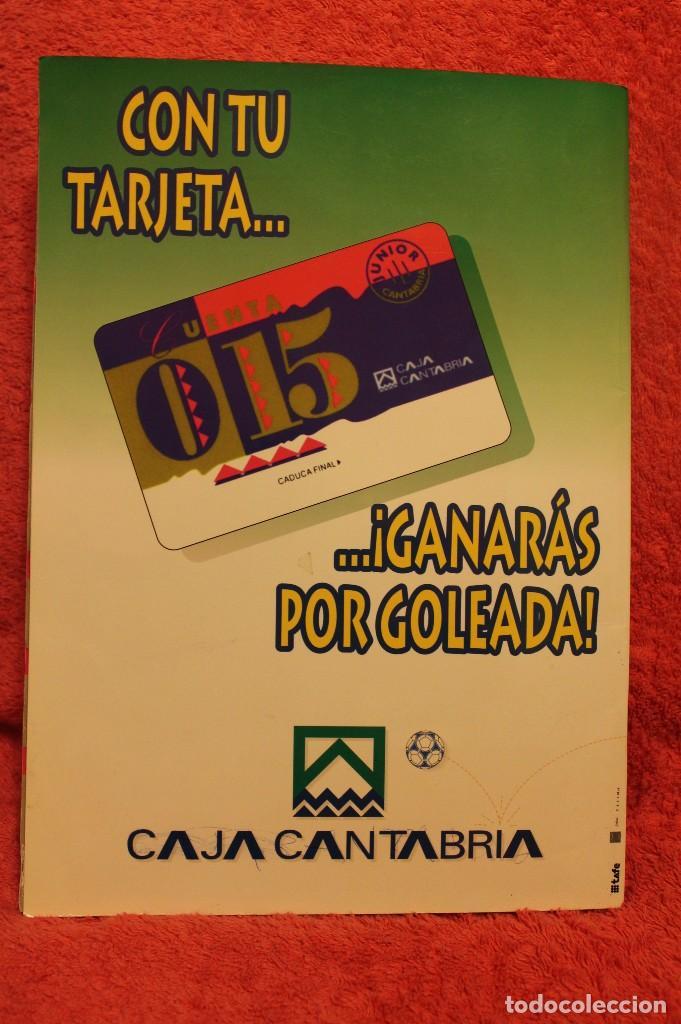 Coleccionismo Álbumes: ALBUM DE CROMOS LOS EQUIPOS DE CAJA CANTABRIA 1996 FALTAN 16 CROMOS - Foto 2 - 66970334
