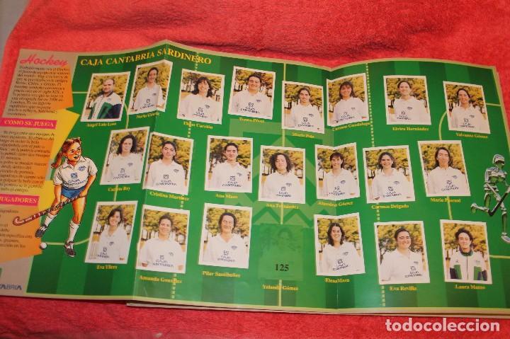 Coleccionismo Álbumes: ALBUM DE CROMOS LOS EQUIPOS DE CAJA CANTABRIA 1996 FALTAN 16 CROMOS - Foto 8 - 66970334