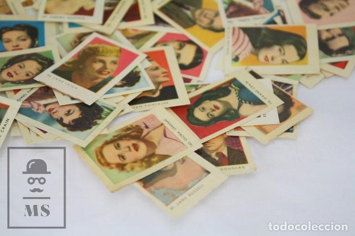 Coleccionismo Álbumes: Álbum Cromos Incompleto - Álbum de Estrellas. Chocolates Castellá, San Adrián / Adrià Besòs -Rareza - Foto 4 - 67589713