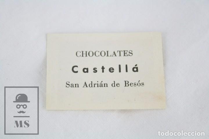 Coleccionismo Álbumes: Álbum Cromos Incompleto - Álbum de Estrellas. Chocolates Castellá, San Adrián / Adrià Besòs -Rareza - Foto 5 - 67589713