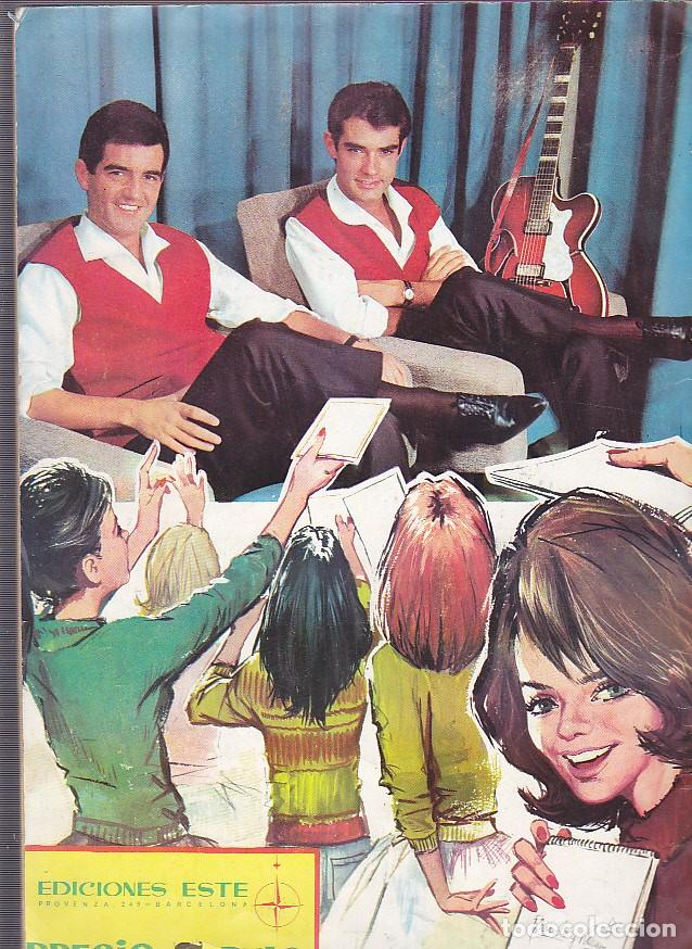 Coleccionismo Álbumes: ALBUM INCOMPLETO LA HISTORIA DEL DUO DINAMICO EDICIONES ESTE VER DESCRIPCION Y RELACION DE CROMOS - Foto 2 - 67603841