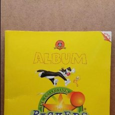 Collectable Incomplete Albums - Album looney tunes ,pickers ,series 2 solo le faltan 7 stickers 1999 - 68644309