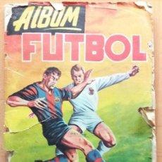 Coleccionismo Álbumes: ALBUM FUTBOL - HISTORIA Y TECNICA DE EDIGESA. Lote 68789797
